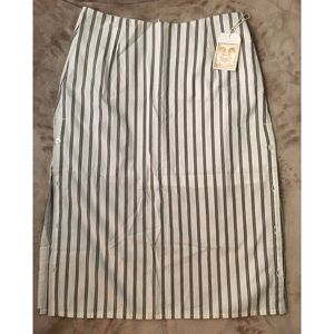Urban Outfitters Obey Stripe Skirt Size 27